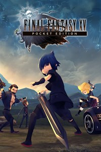Final Fantasy XV Pocket Edition per Xbox One
