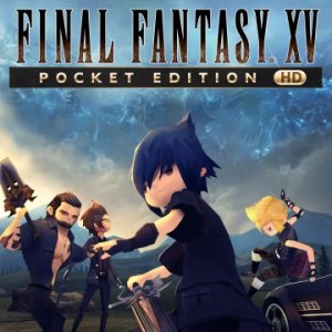 Final Fantasy XV Pocket Edition per PlayStation 4