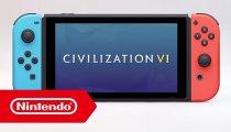 Sid Meier's Civilization VI - Trailer del Nintendo Direct