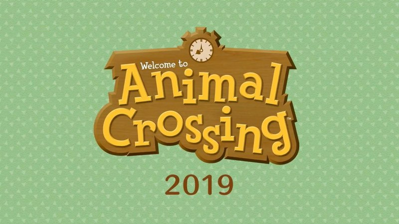 Animal Crossing 2019 Bqx5Hwp
