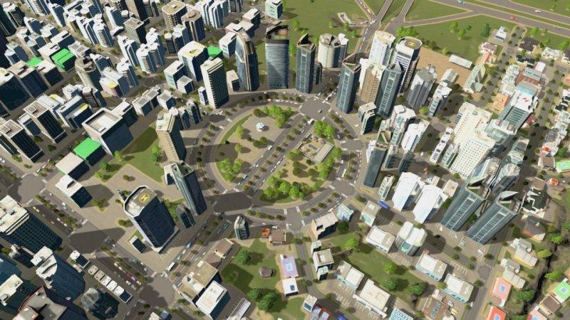 Cities Skylines Switch 1