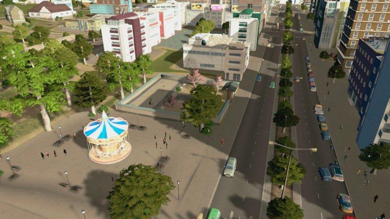 Cities Skylines Switch 2