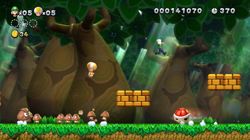 New Super Mario Bros U Deluxe 15