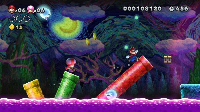 New Super Mario Bros U Deluxe 16