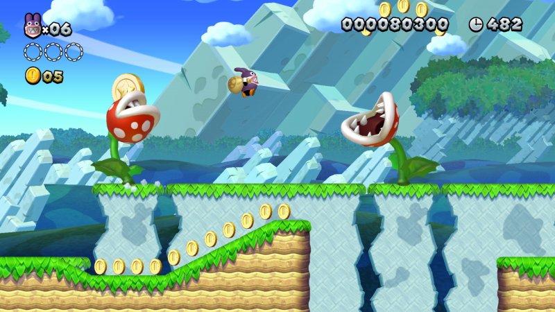New Super Mario Bros U Deluxe 4