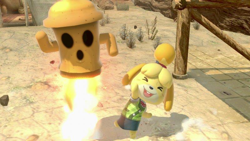Supers Smash Bros Ultimate Fuffi 9