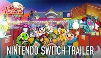 Taiko no Tatsujin: Drum 'n' Fun - Trailer della versione Nintendo Switch