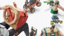 Nintendo Labo: Kit Veicoli - Video Recensione