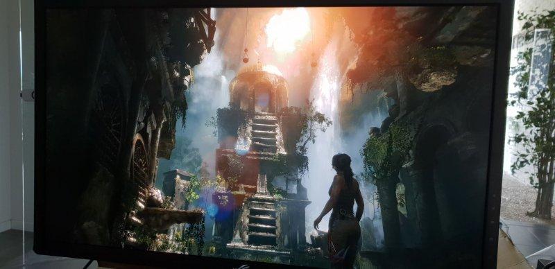 Pg27Uq Asus Rog Rise Of The Tomb Raider