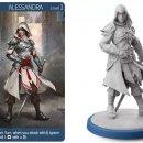 Assassin's Creed, miniature, una campagna ed Ezio Auditore nel nuovo gioco da tavolo