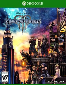 Kingdom Hearts III per Xbox One