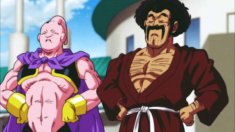 Majin Bu Dragon Ball Super 1