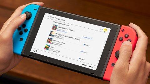 Nintendo Switch: error 2123-1502 seems widespread, possible interim solutions