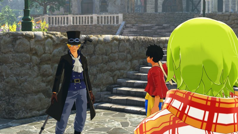 One Piece World Seeker 6