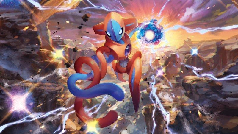 Pokemon Go Deoxys 1