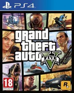 Grand Theft Auto V (GTA 5) per PlayStation 4