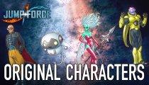 Jump Force - Trailer dei personaggi originali di Akira Toriyama