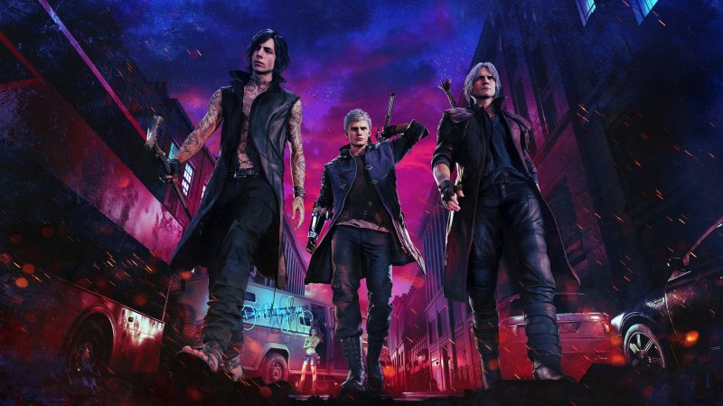 Devil May Cry 5 Tgs 2018 00004