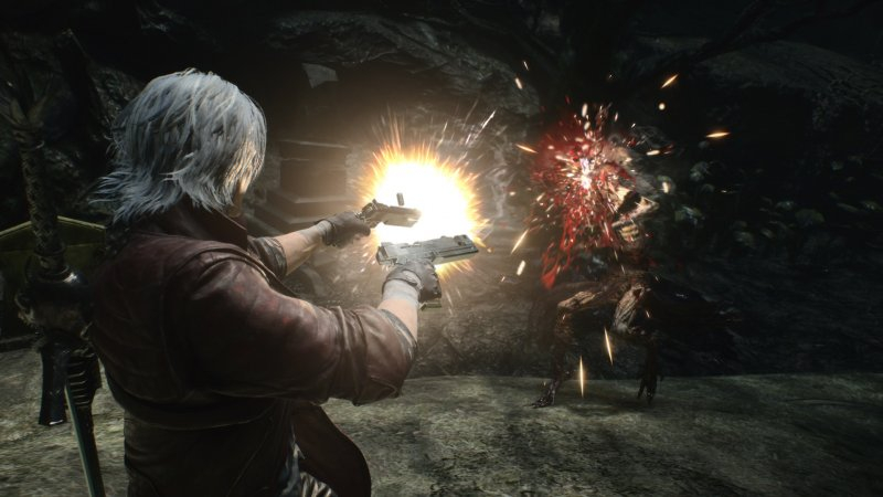 Devil May Cry 5 Tgs 2018 00026