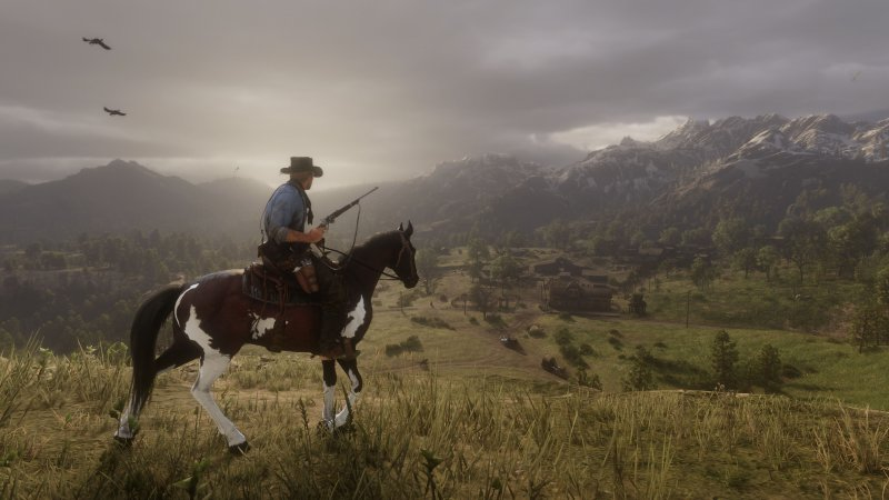 Red Dead Redemption 2 22