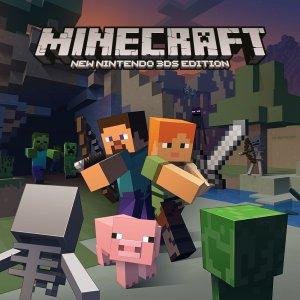 Minecraft per New Nintendo 3DS