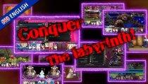 Labyrinth of Refrain: Coven of Dusk - Il trailer di lancio