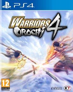 Warriors Orochi 4 per PlayStation 4