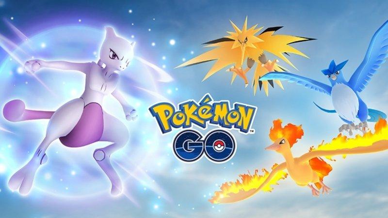 Pokemon Go Mewtwo Raid 2