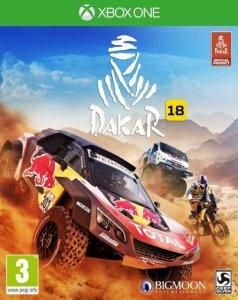 DAKAR 18 per Xbox One