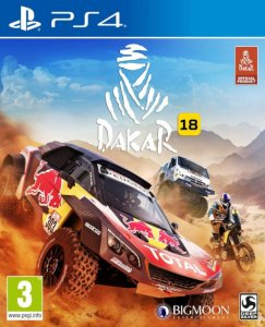 DAKAR 18 per PlayStation 4