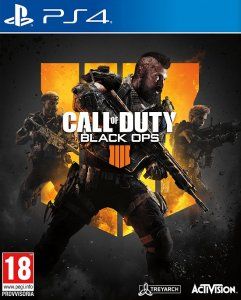 Call of Duty: Black Ops 4 per PlayStation 4