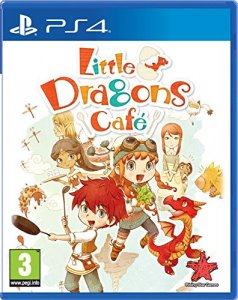 Little Dragons Cafe per PlayStation 4