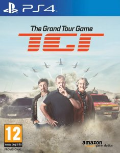 The Grand Tour Game per PlayStation 4