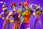 Fortnite, Clown e Stella Ammantata nel Negozio del 24 Settembre 2018 - Notizia
