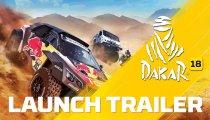 DAKAR 18 - Trailer di lancio