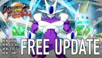 Dragon Ball FighterZ - Trailer dell'aggiornamento gratuito con la Galactic Arena