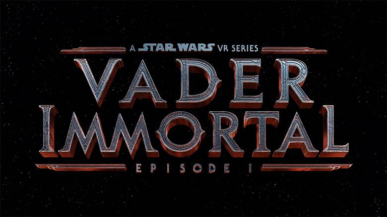 Vader Immortal Episode 1 Logo