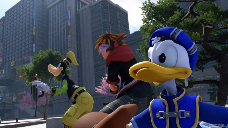 Kingdom Hearts 3 Big Hero 6 16