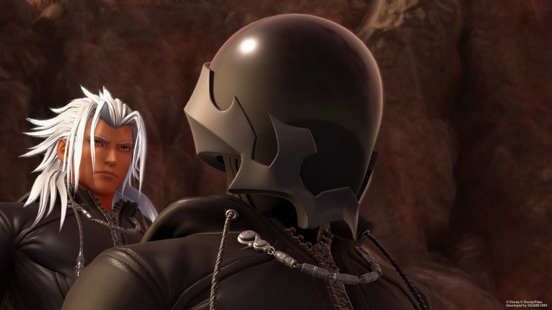 Kingdom Hearts 3 Big Hero 6 21