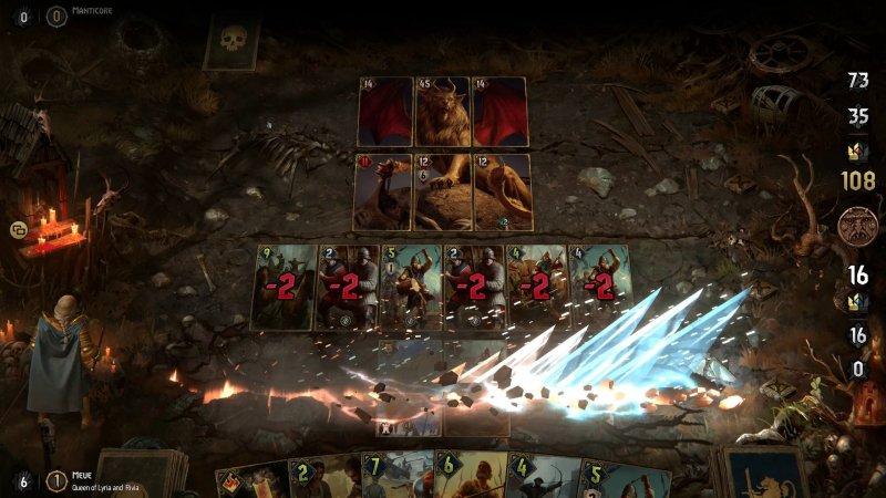 Thronebreaker Witcher Tales 06