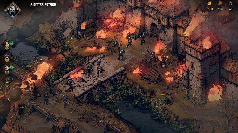 Thronebreaker Witcher Tales 07