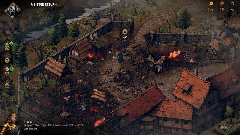 Thronebreaker Witcher Tales 08