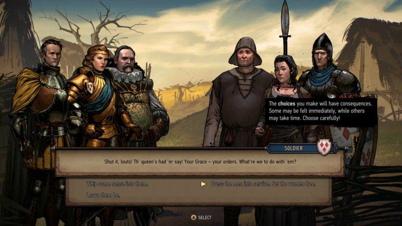 Thronebreaker Witcher Tales 12