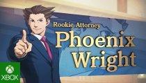 Phoenix Wright: Ace Attorney Trilogy – Trailer di annuncio