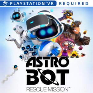 Astro Bot Rescue Mission per PlayStation 4