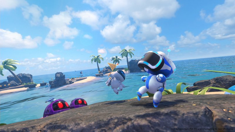 Astro Bot Rescue Mission 5