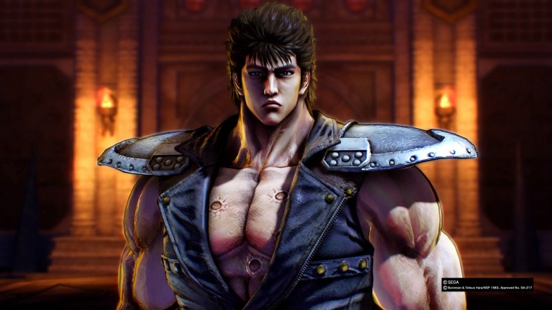 Fist Of The North Star Lost Paradise 17