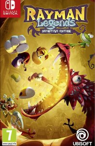 Rayman Legends: Definitive Edition per Nintendo Switch