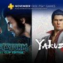 PlayStation Plus di novembre 2018: già annunciati i giochi gratuiti del prossimo mese