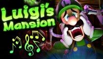 L'eccezionale sound di Luigi's Mansion